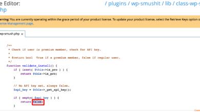 Photo of Mẹo biến plugin WP SmushIT bản Free thành Pro trong 1 nốt nhạc