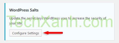 wordpress salts