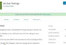 Photo of KK Star Ratings – Plugin free đánh giá bài viết tốt nhất