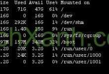 Df H Linux 1