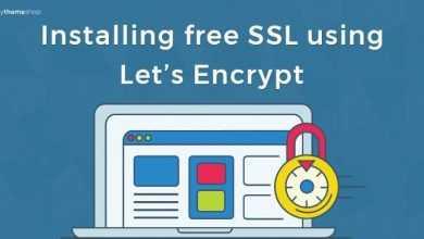 Photo of Tạo SSL free cho WordPress với Let's Encrypt 2020
