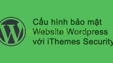 Bao Mat Wordpress Voi Ithemes Security