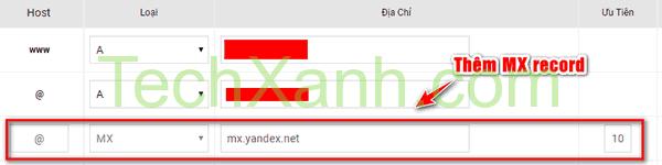 Tạo email tên miền riêng miễn phí với Yandex Mail update 2021
